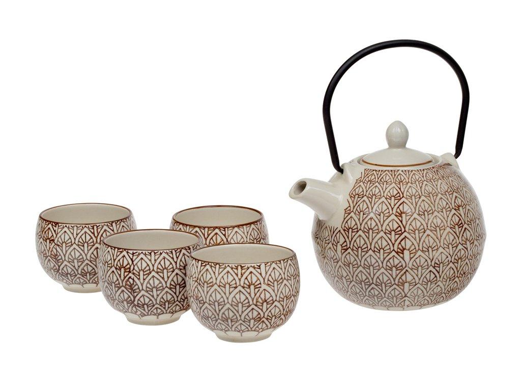 fatima porcelanova souprava