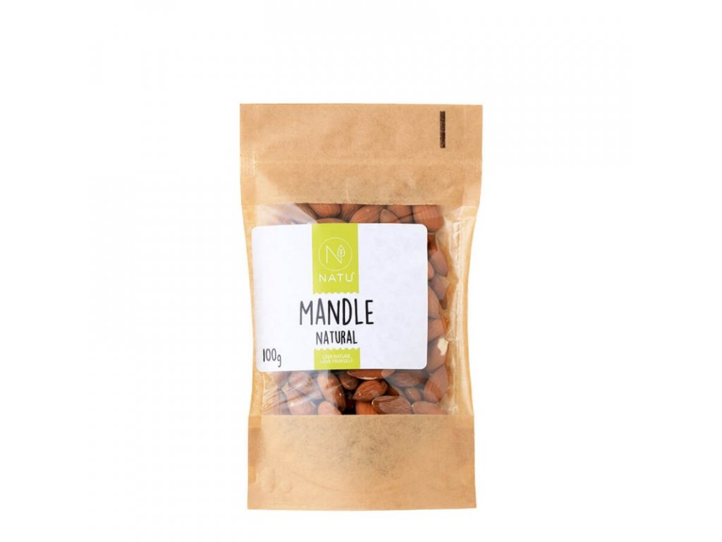 mandle natural 100g (1)