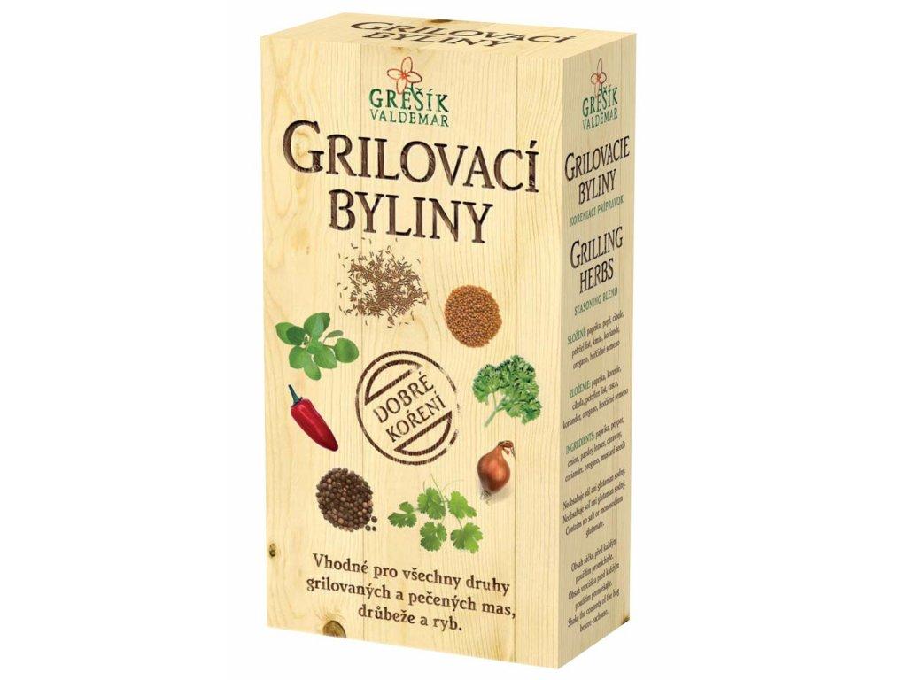 Dobré koření - Grilovací byliny, 100g