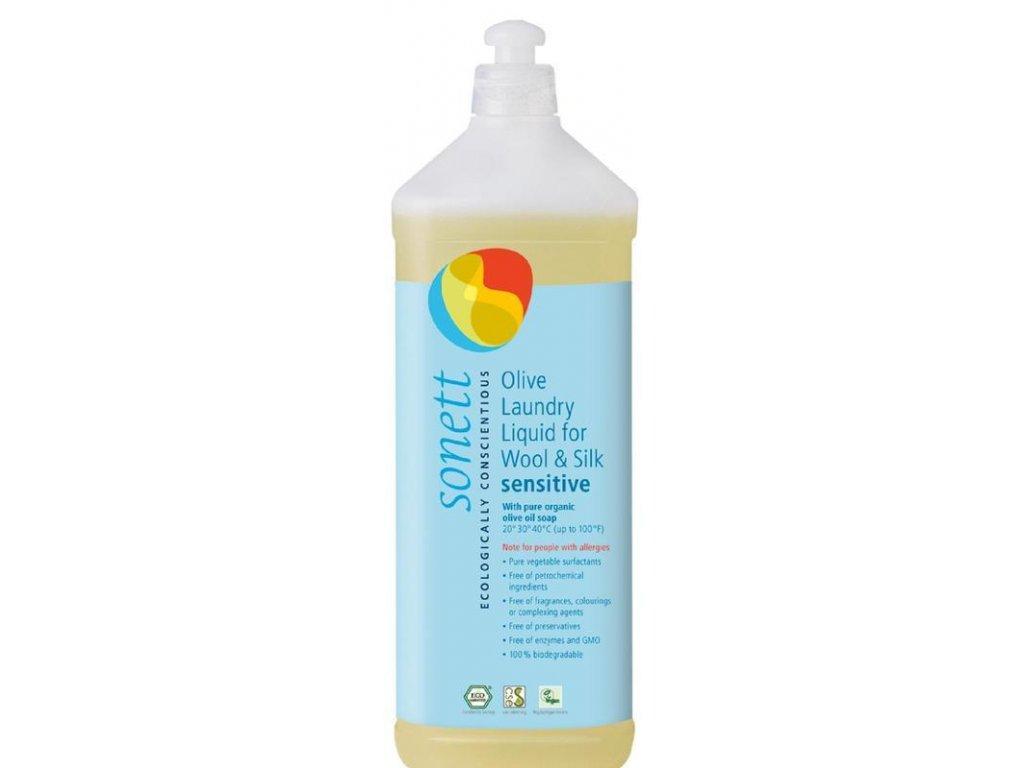 sonett olivovy praci gel na vlnu sensitiv 1l