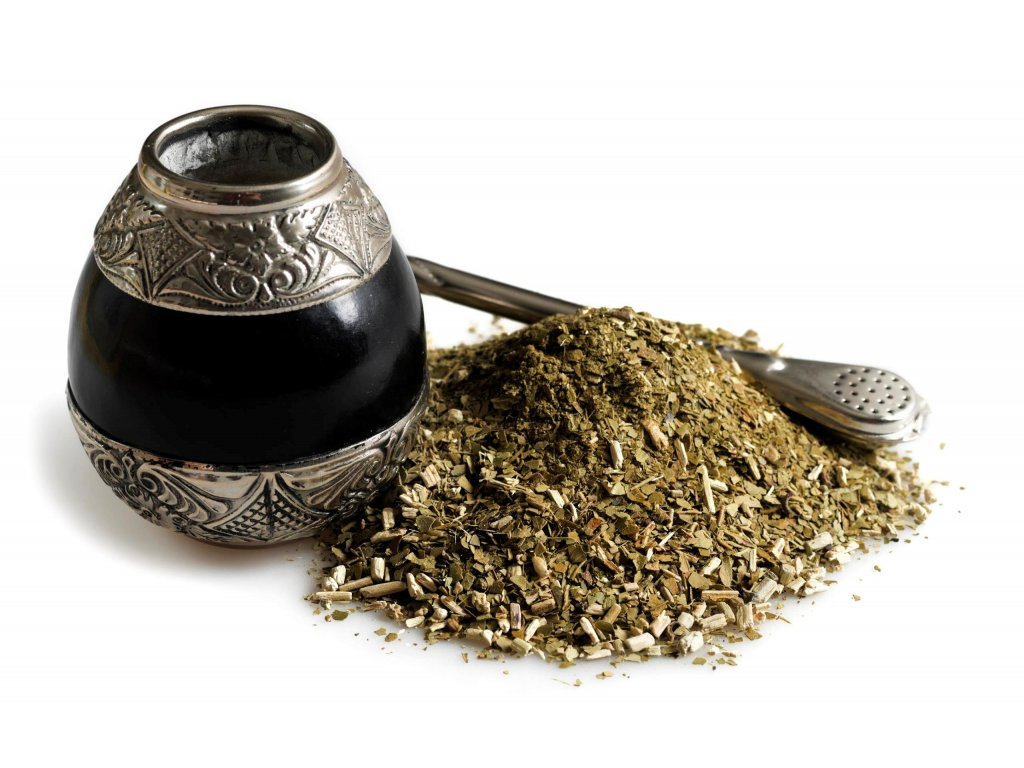 yerba mate green