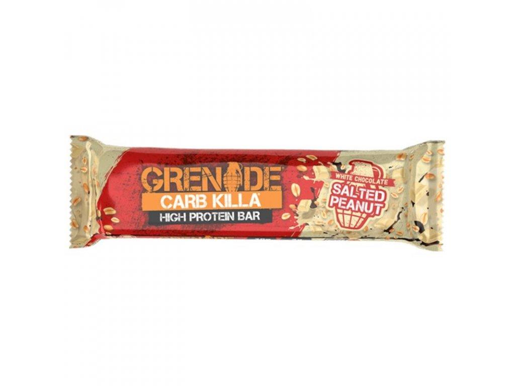 CarbkillaBar60gSaltedPeanut grenade