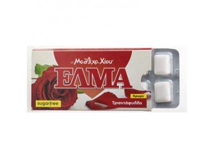 ELMA Žvýkačky, Rose - 10ks