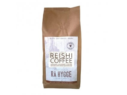 BIO zrnkova kava Peru Arabica REISHI 1kg