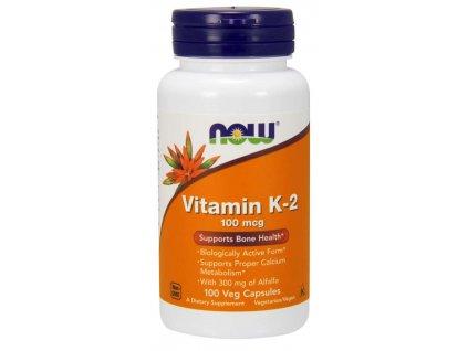 Vitamin K2, 100 caps
