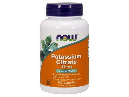 Potassium Citrate, 180 caps