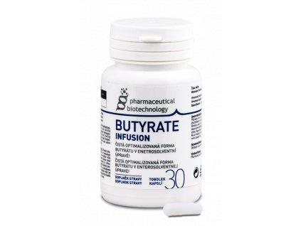 butyrat infusion zdrave strevo
