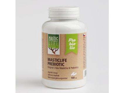 MASTICLIFE - Prebiotic, 160 kapslí