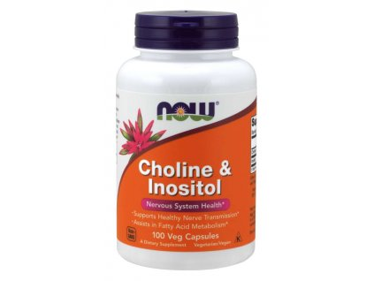 Cholin and Inositol