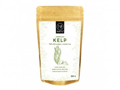 kelp bio prasek 180g