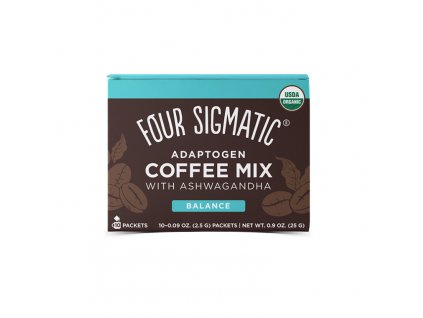 Four Sigmatic Ashwagandha & Chaga Adaptogen Coffee Mix