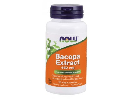 now bacopa extract