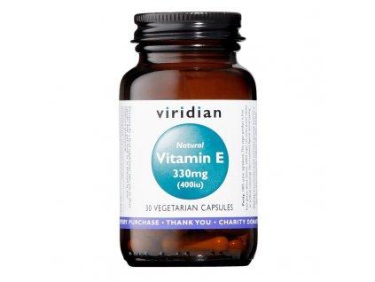 VitaminE330mg400iu30cps viridian
