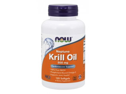 Kril oil, 120 caps