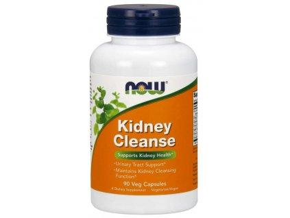 NOW Kidney Cleanse (podpora ledvin), 90 rostlinných kapslí