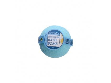 BOTANICO - bath bombs (šumivá koupelová koule), 50g - mrtvé moře