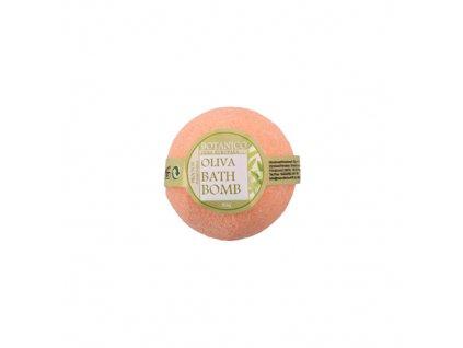 BOTANICO - bath bombs (šumivá koupelová koule), 50g - oliva