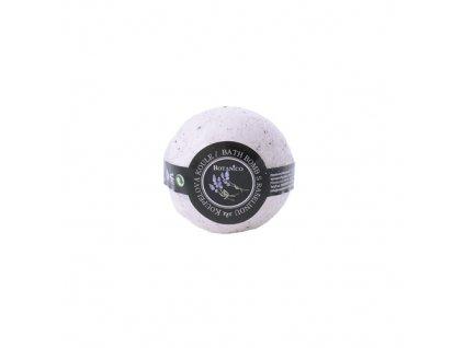 BOTANICO - bath bombs (šumivá koupelová koule), 50g - rašelina