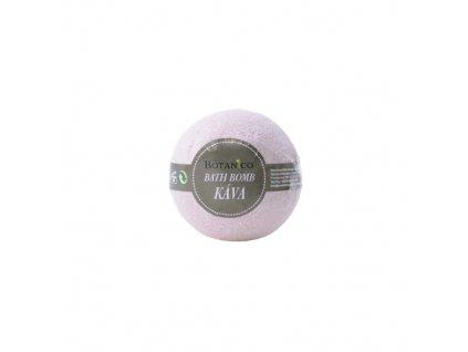 BOTANICO - bath bombs (šumivá koupelová koule), 50g - káva