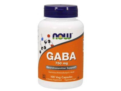 Gaba, 750 mg