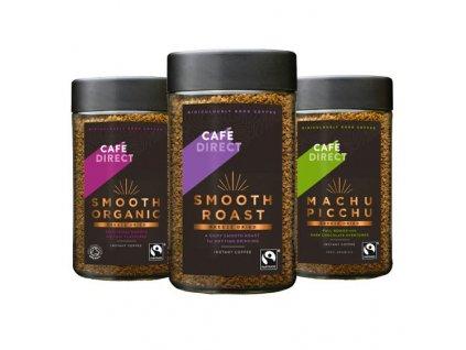 Výhodný balíček mrazem sušené instantní kávy Cafédirect
