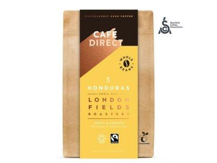 BIO Zrnková káva Honduras SCAA 83 s tóny karamelu a oříšků 200g