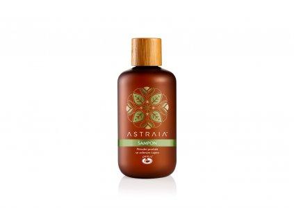 ASTRAIA - Šampon zelený čaj, 200 ml