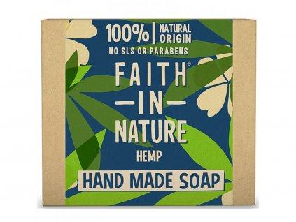faith rostlinne tuhe mydlo citrus