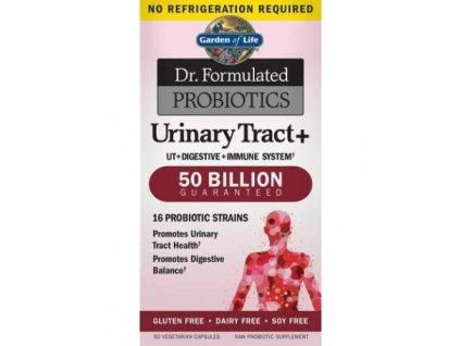 garden of life dr. formulated probiotika pro zeny mocove cesty 60kapsli