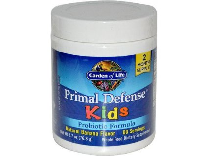 primal defense kids banana 76 gr 1 g