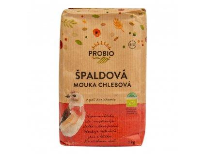 PROBIO - Mouka špaldová chlebová BIO, 1kg  *CZ-BIO-001 certifikát