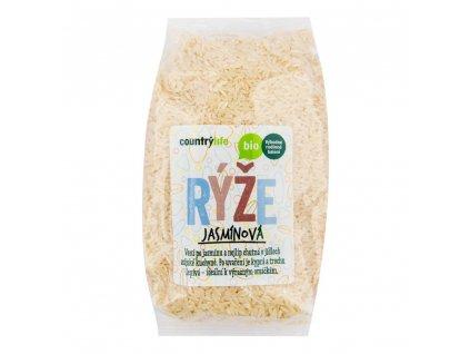 CountryLife - Rýže jasmínová BIO, 1kg
