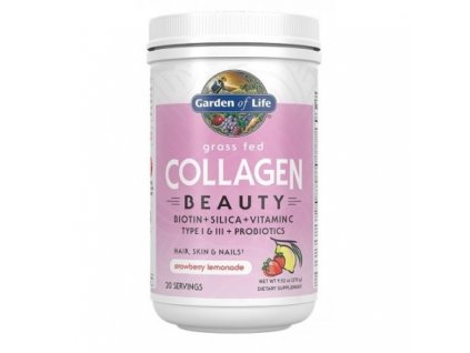 garden of life collagen beauty 270g 1