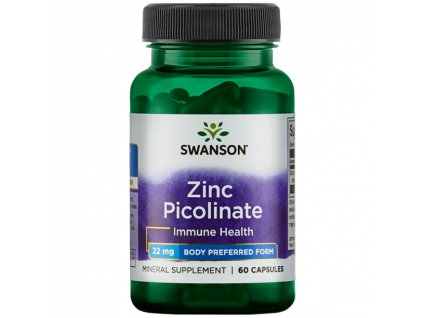 zinc picolinate body preferred