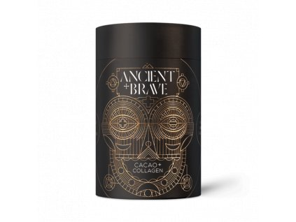 Cacao+Collagen250g Ancient+Brave