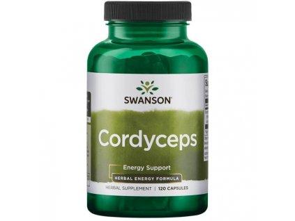 cordyceps swanson