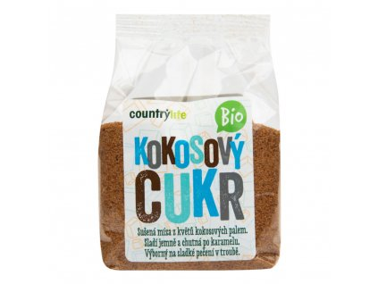 Cukr kokosový BIO, 250g