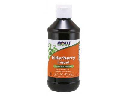 elderberry liquid