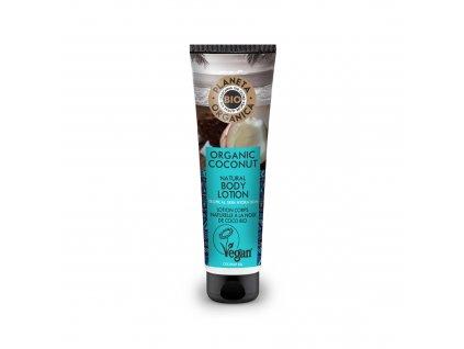 Planeta Organica Kokosové tělovémléko, 140ml