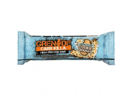 CarbkillaBar60gcookiedough grenade 1