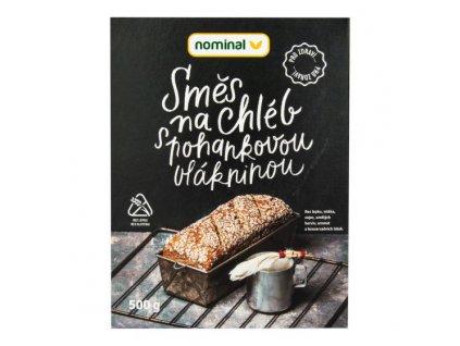 Nominal - Směs na chléb s pohankovou vlákninou bezlepkový 500 g