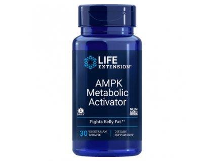 Life Extension AMPK Metabolic Activator, metabolický aktivátor, 30 tablet