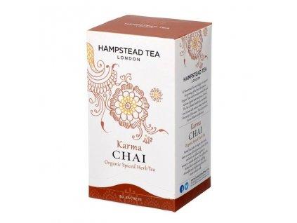 Hampstead Tea London BIO Chai smes orientalniho koreni 20ks