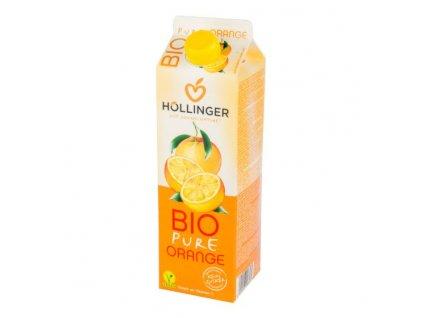 Hollinger - Džus pomeranč 1 l BIO  *CZ-BIO-001 certifikát