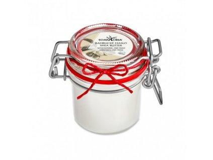 organicke bambucke maslo fair trade kvality a
