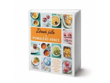 Zdravá jídla z pomalého hrnce - Tracey Pattison