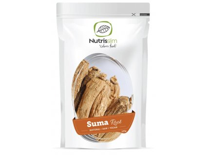 suma root powder nutrisslim superfood organic vegan raw