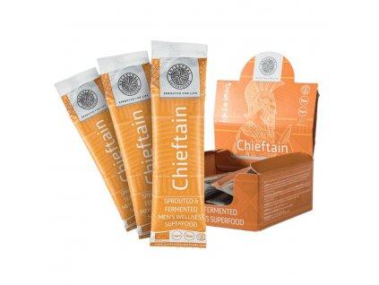 1 Chieftain sacky 10 x 10 g