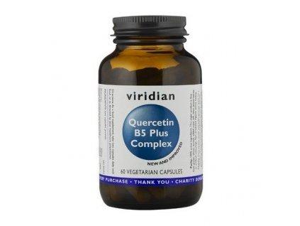 Viridian quercetin B5 Plus Complex