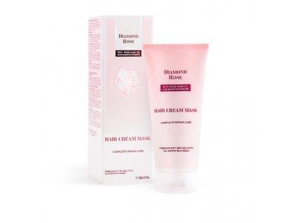 Diamond Rose - Krémová maska na vlasy, 200 ml